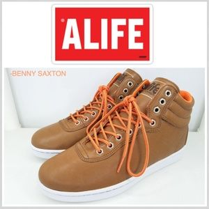 New ALIFE Everybody Mono Hiker Casual Sneakers